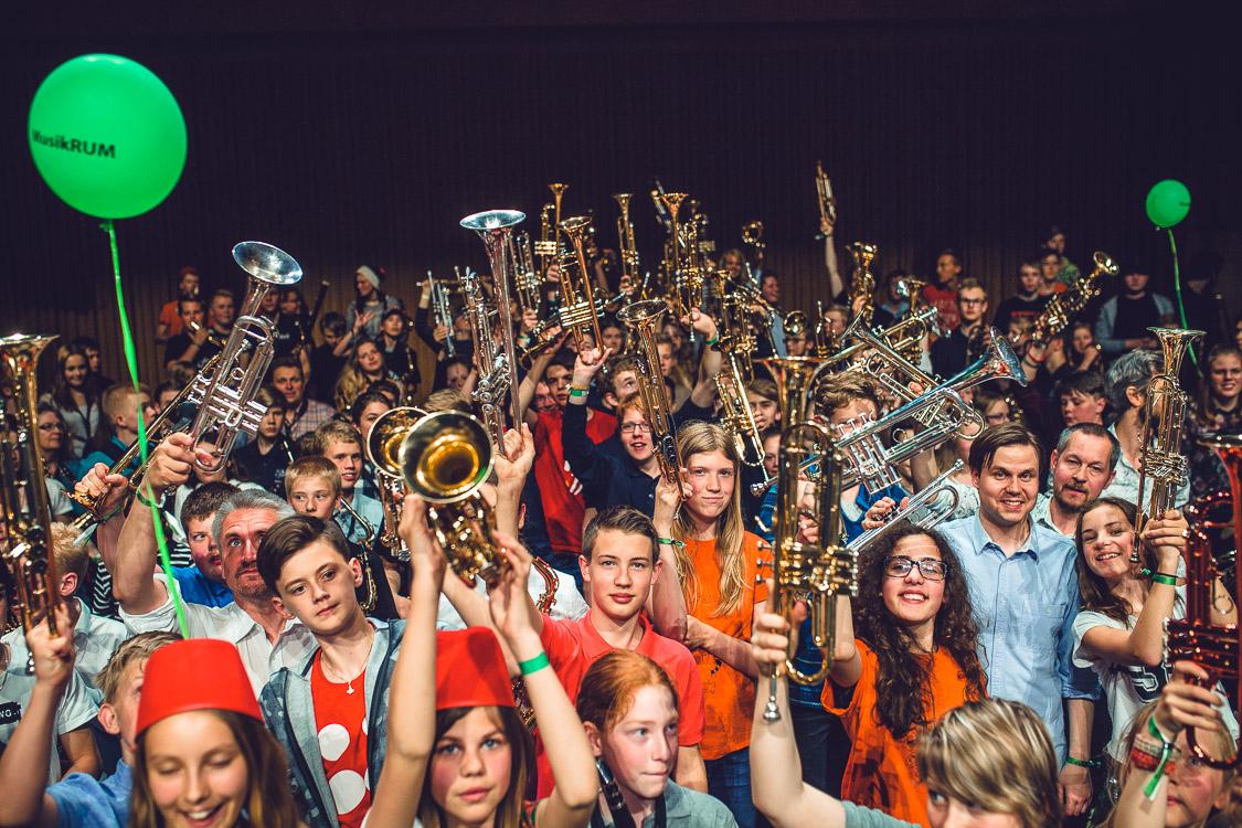 MusikRUM RUM:s festival